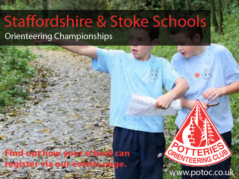 Next Event: Staffordshire Schools, Central Forest Park